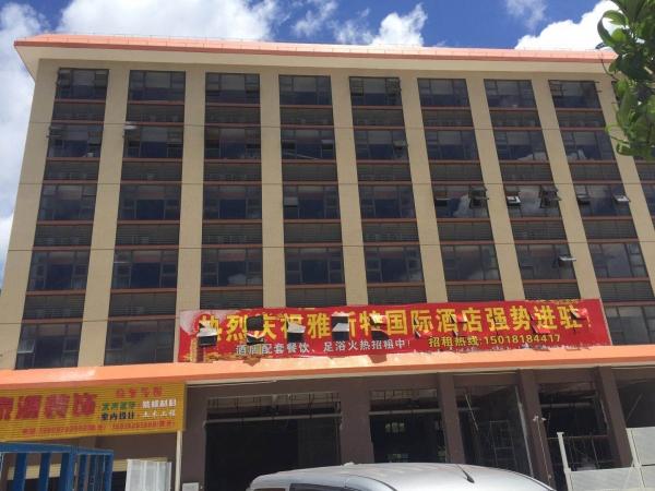 珠海南水新建酒店白蟻預防工程